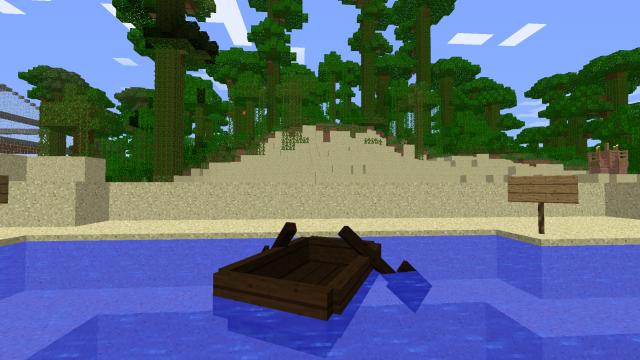 Пиратская шлюпка 2