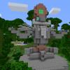 Статуя древнего божества (1)