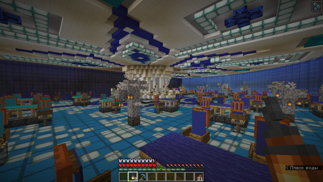 Подводный ресторан Sibsix
