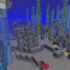 Западная сторона подводного ресторана