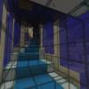 Подводный туннель, спуск в ресторан