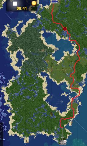 Карта на Зодчего