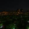 Виноградники ночью