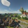 Вид с крепости Рейсанс на Чумную Яму
