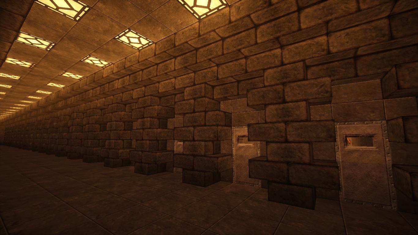 код в майнкрафт на подземную шахту #8