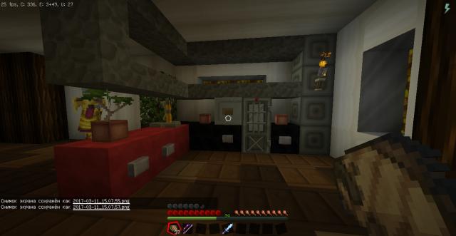 Дом в SunCity, кухня