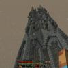 Верхние этажи башни Ортханк