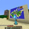 evo компонует карту острова на временном сервере